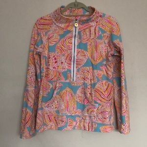 Lilly Pulitzer Popover Size M